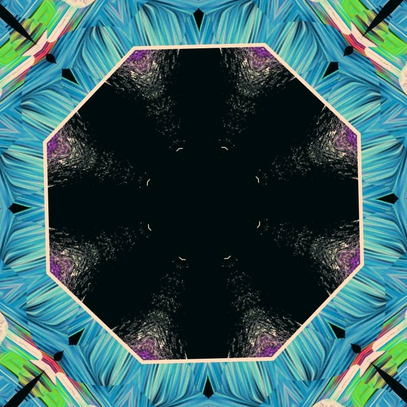 Kaleidoscope Portal 1